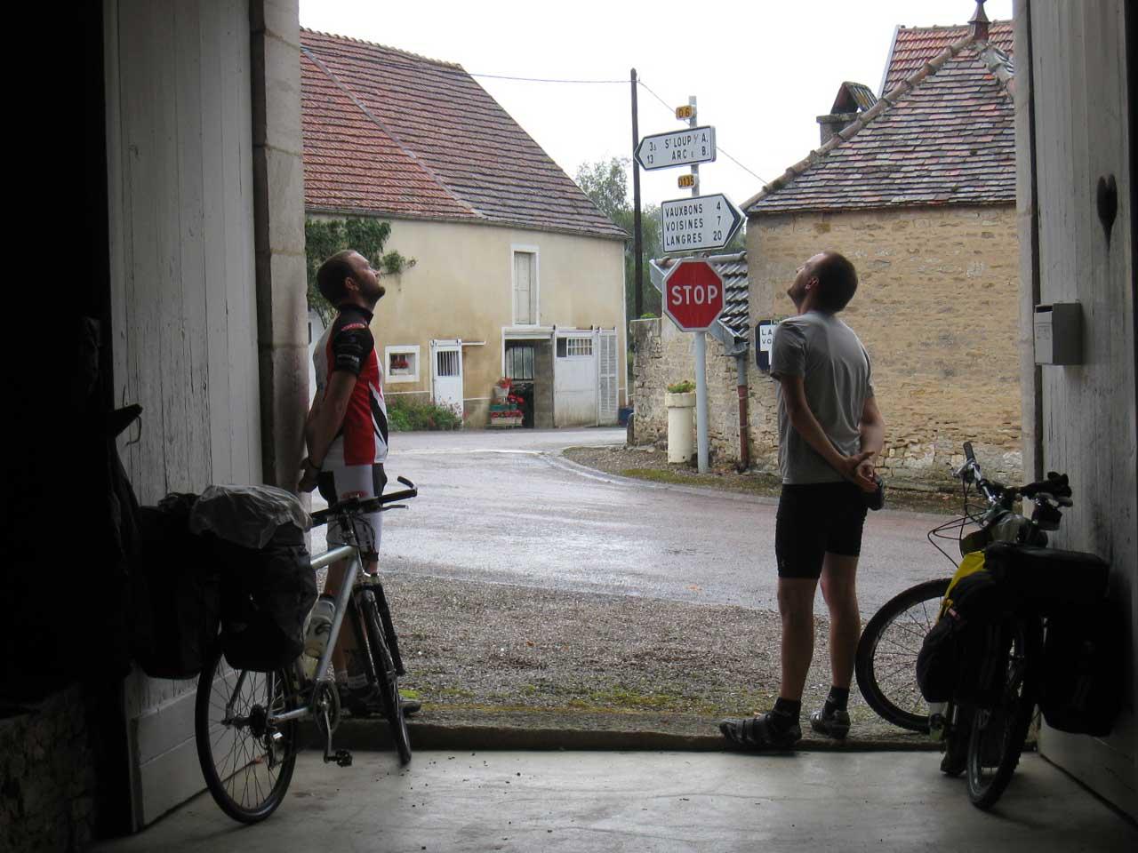 viaggio in bici, ispirazione birra lessinia